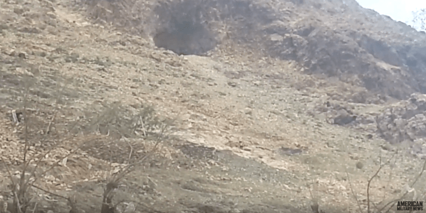 Screen Shot 2017 04 28 at 10.05.35 AM - U.S. Releases Video Of MOAB Bomb Site In Afghanistan - Here It Is