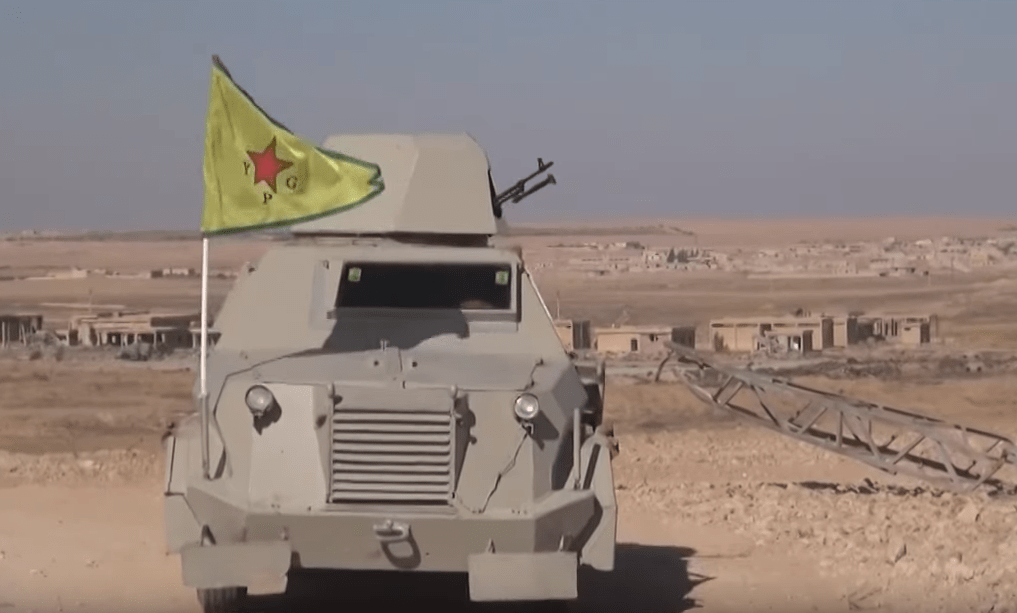 YPG Ceases Operations In Syria Following Turkish Bombing Featured
