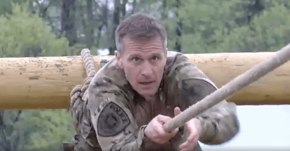 Screen Shot 2017 04 28 at 3.09.56 PM - Retired Navy SEAL Now Missouri Governor Eric Greitens Takes Part In SWAT Team Competition