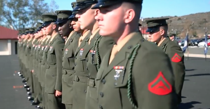 Watch A Short History Of The 5th & 6th Marine's French Fourragère Featured