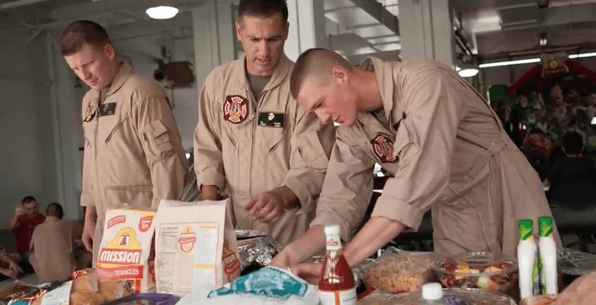 Screen Shot 2017 04 29 at 2.38.11 PM - See What It's Like To Be A U.S. Marine Firefighter