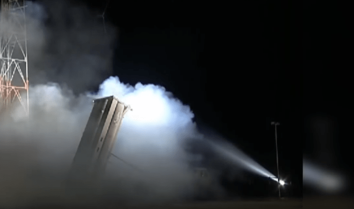 Watch The U.S. Missile Defense In Korea That Has China Spooked Knock Out An Incoming Missile Featured