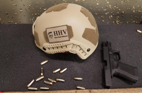 A Review Of Hard Head Veterans' ATE Ballistic Helmet Featured