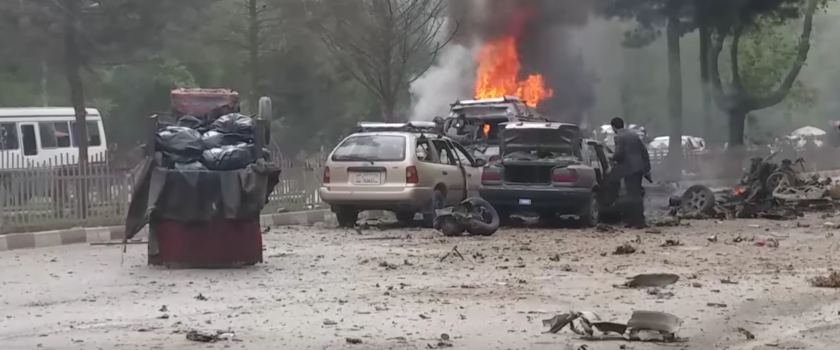 ISIS Bomber Targets NATO Convoy In Kabul – 8 Afghans Killed, 3 U.S. Troops Wounded Featured