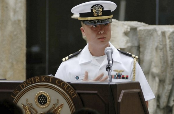 Taiwan-Born U.S. Navy Officer To Plead Guilty In Spying Case Featured