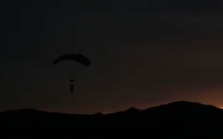 Watch Force Recon Marines Practice Airborne Skills While Attached To 15th MEU Featured