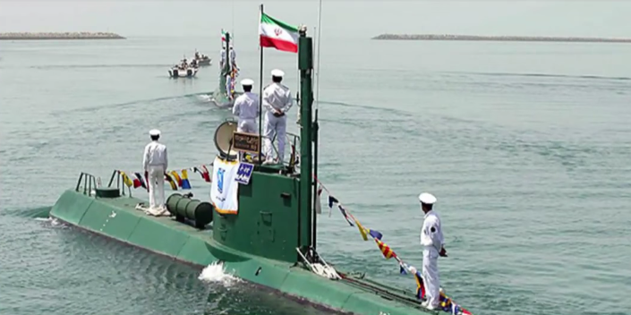 Iran Reportedly Attempted To Launch Missile From Submarine Featured