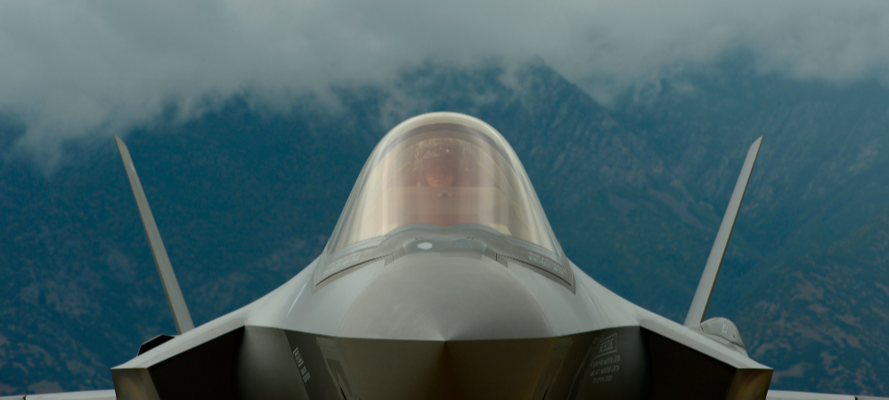 An F-35 Pilot Explains How The Stealth Fighter Can Have A Crushing Psychological Effect On The Enemy Featured