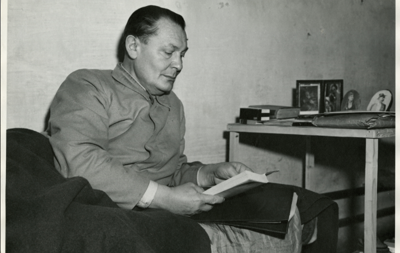 This Day In History: Hermann Goering Was Taken Prisoner By The U.S. Seventh Army Featured