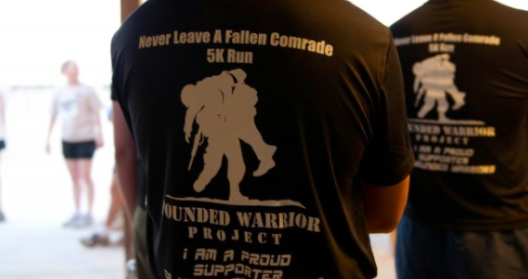 Wounded Warrior Project Saw $70 Million Drop In Donations Last Fiscal Year Featured