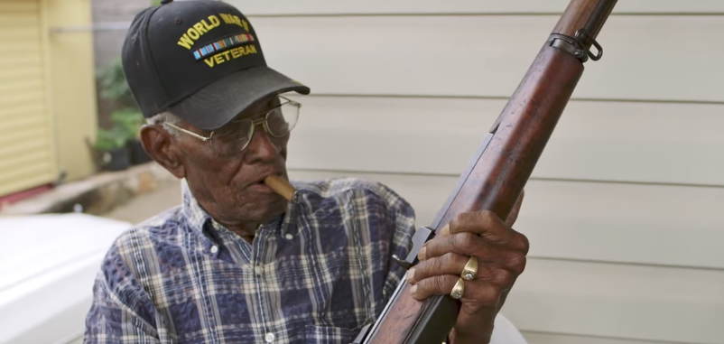 America's Oldest Living WWII Veteran Turns 111 Featured
