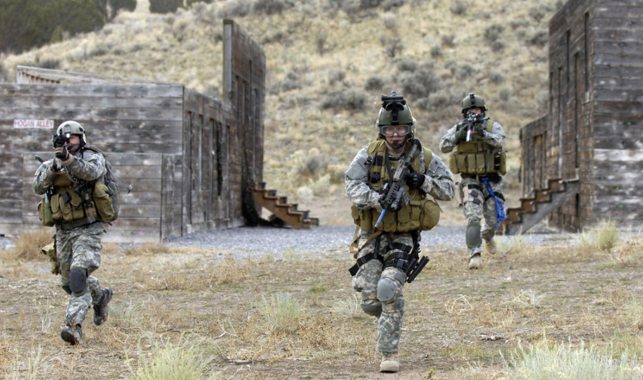 U.S. Special Forces Reportedly Training & Fighting With Syrian Rebels Featured