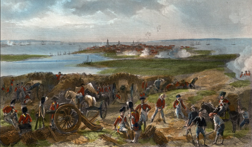 This Day In History: Americans Suffered The Worst Defeat Of The American Revolution Featured