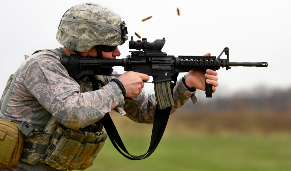 An Air Force Academy Cadet Created A Bullet-Stopping Goo To Use For Body Armor Featured