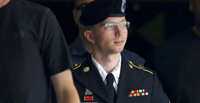 Screen Shot 2017 05 15 at 9.19.50 AM - Chelsea Manning To Remain Active Duty & Receive Health Care After Prison Release