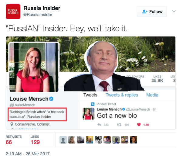 Screen Shot 2017 05 16 at 1.54.09 PM - Here Are The Most Hilariously Outrageous Headlines From The Pro-Russia News Site 'Russia Insider'