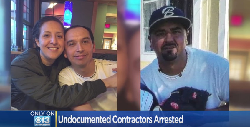 Previously Deported Illegal Immigrants Arrested On Job At Air Force Base Featured