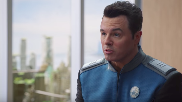 Trailer: Seth McFarlane's 'The Orville' Is A Star Trek Spoof Featured