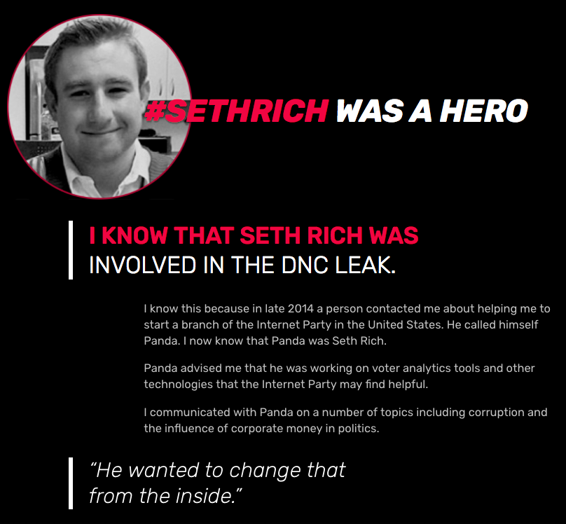 Screen Shot 2017 05 23 at 1.27.14 PM - Hacker Kim Dotcom: 'I Know Seth Rich Was Involved In DNC Leak,' Would Give Evidence To Congress, FBI