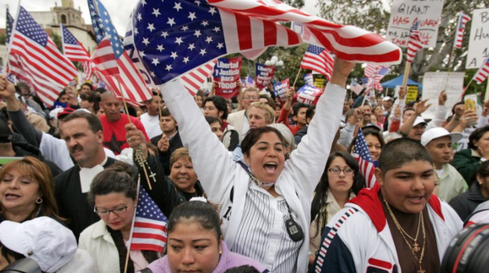 Legal Immigrants Take A Stand Against Sanctuary Cities That Would Protect Illegals Featured