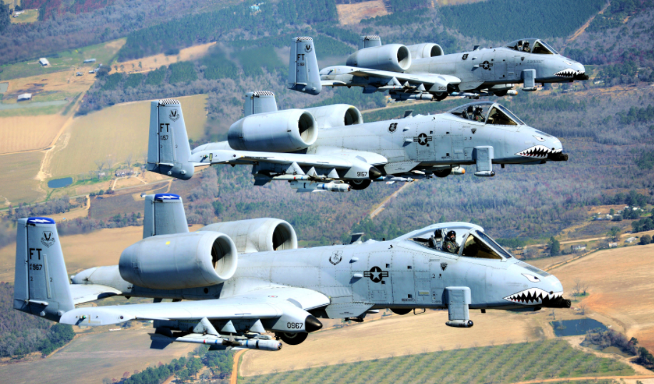 The Air Force Put On A Show Of Force With The A-10, And A Day Later It Got Taken Off The Chopping Block Featured