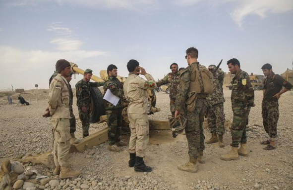U.S. Marines Return To Storied Sangin District Of Afghanistan To Show Afghans How To Take Back The City Featured