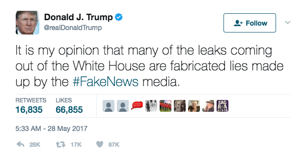 Screen Shot 2017 05 30 at 8.51.28 AM - White House Communications Director Resigns Amid Russia Investigation