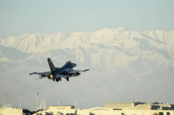 U.S.-Led Coalition Airstrikes Have Grown 50 Percent Under Trump Administration Featured