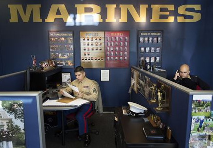 Screen Shot 2017 06 05 at 10.40.46 PM - Marine Corps Spends $2 Million To Make Recruiting Stations Safer With Bullet-Resistant Glass