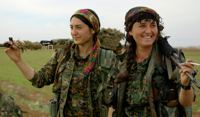More Than 100 Kurdish YPG Fighters Killed By Recent Turkish Aggression Featured