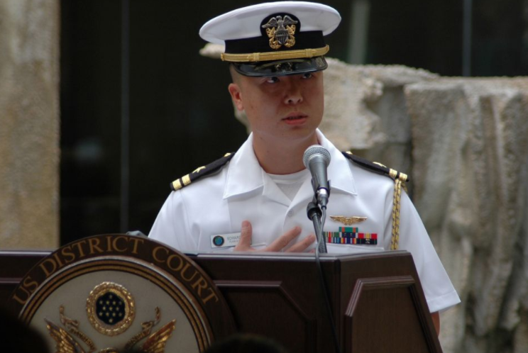 Naval Officer Sentenced To Six Years For Espionage Featured