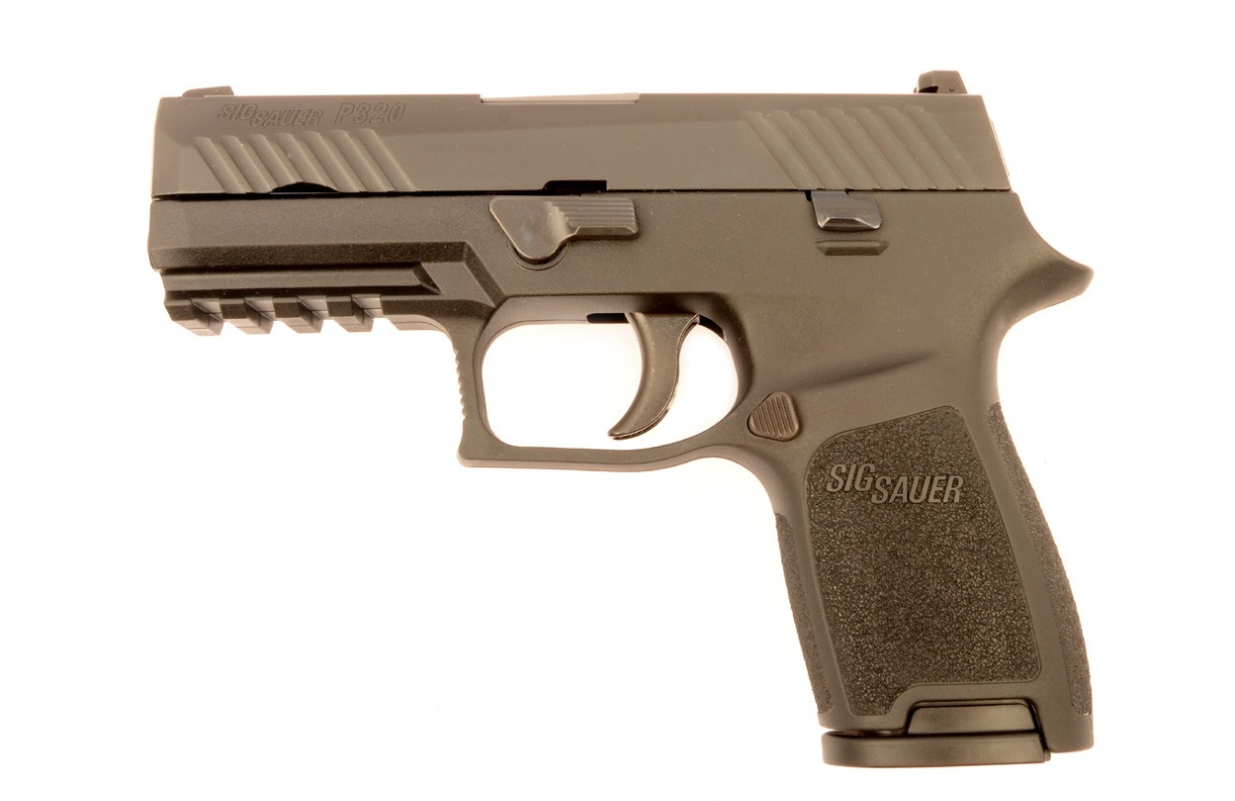 Glock Protest Rejected, Sig Sauer Will Make Army's New Handgun Featured