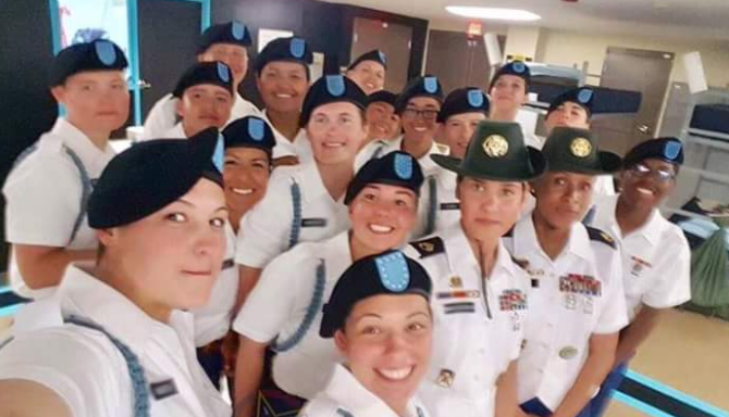 The Army Graduates Its First Female Infantry Soldiers In More Than 200 Years Featured