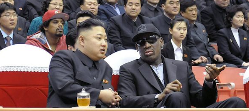 RODMAN BACK TO NORTH KOREA: The Former NBA Star Will Visit North Korea Again This Week, Trump Admin Says Featured