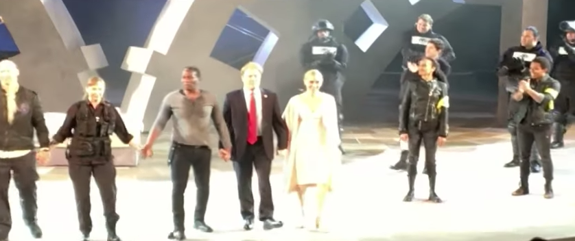 These are the companies that still support the portrayal of Trump's assassination in NYC's 'Julius Caesar' Featured