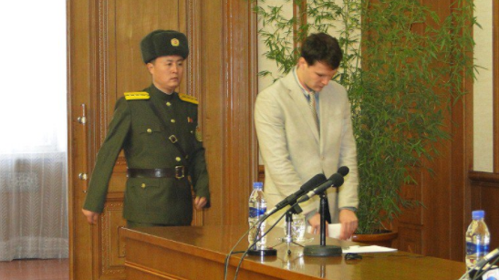 Screen Shot 2017 06 13 at 10.17.08 AM - North Korea Releases American Student One Day After NBA Star Dennis Rodman Travels There