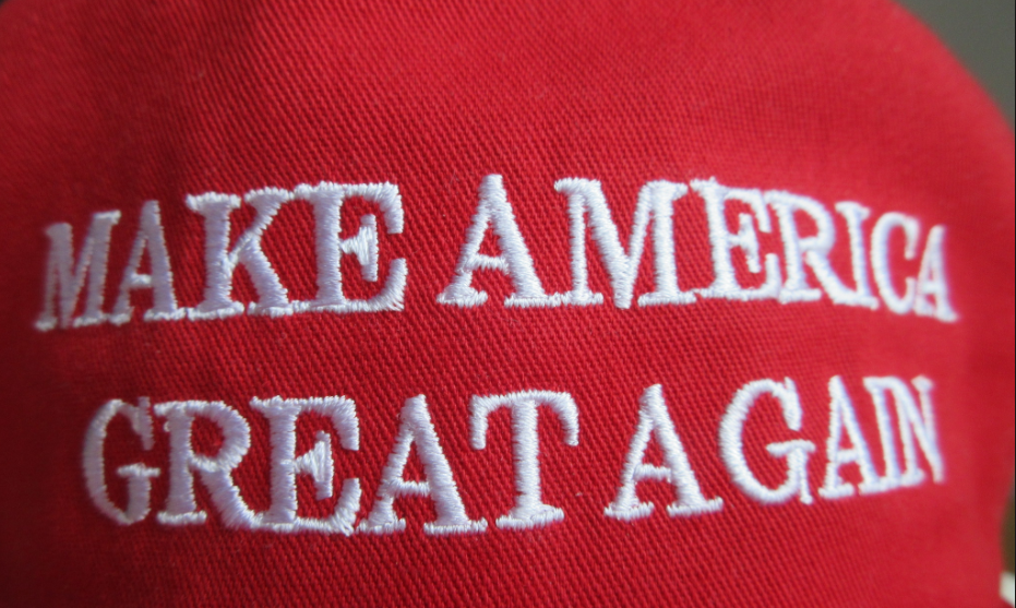 Multiple shots fired at truck flying a 'Make America Great Again' flag Featured