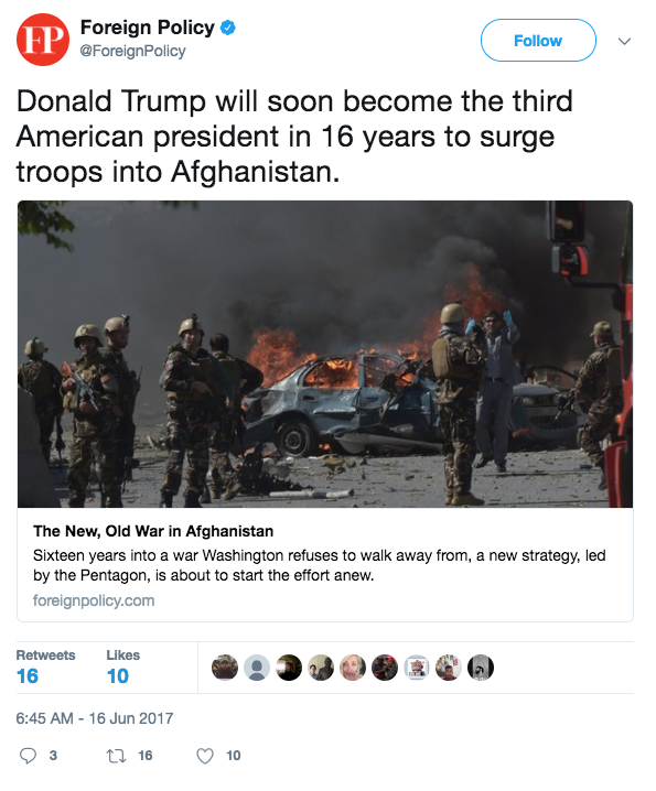 Screen Shot 2017 06 16 at 10.33.34 AM - Trump Admin Official: US will send 4,000 more troops to Afghanistan