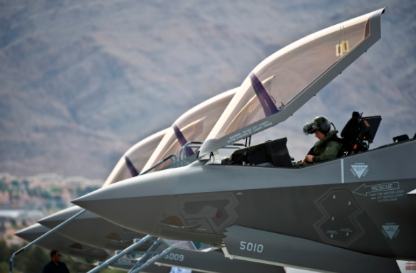 Officials give the go-ahead to resume F-35 flights after pilots experience 'hypoxia' Featured