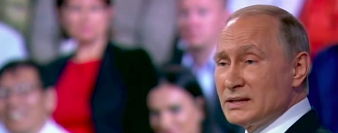 Putin trolls President Trump & offers former FBI Director James Comey 'political asylum' Featured