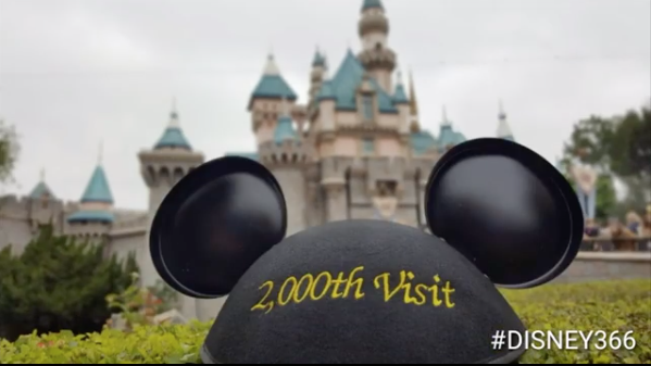 Screen Shot 2017 06 23 at 11.55.53 AM - Happiest Place On Earth: An Air Force vet visits Disneyland 2,000 days in a row