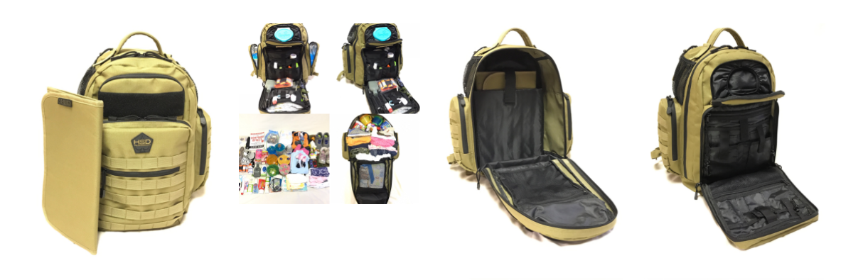Gear Review: 'High Speed Daddy' Tactical Diaper Bag Featured