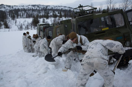 Russia warns that US Marines staying longer in Norway will raise tensions Featured