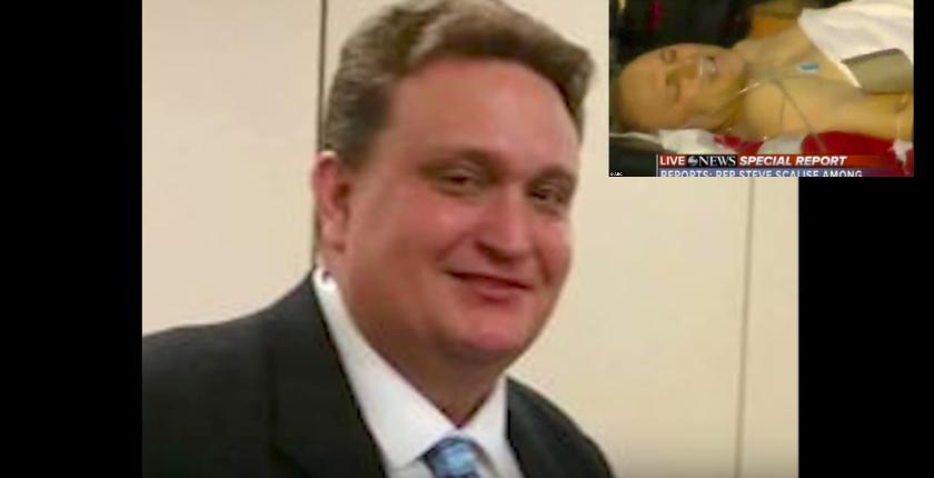 (AUDIO) Democrat official: 'I'm glad Steve Scalise got shot, I wish he were dead' Featured