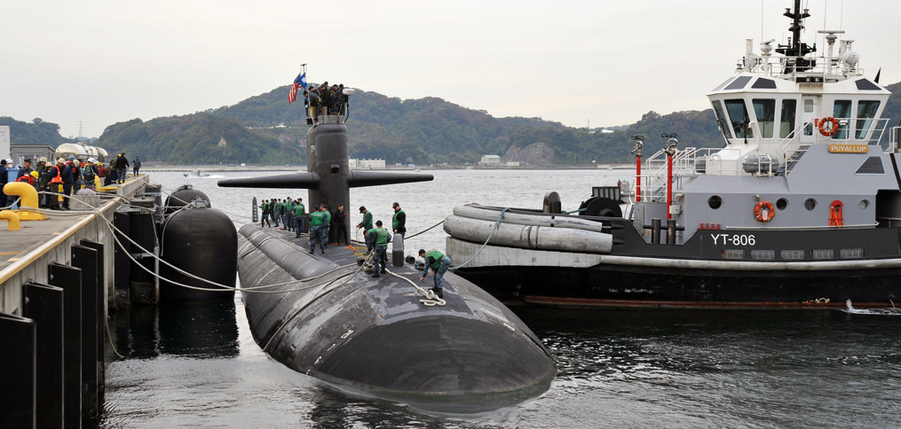 NATO just kicked off a major exercise focused on finding and destroying enemy submarines Featured