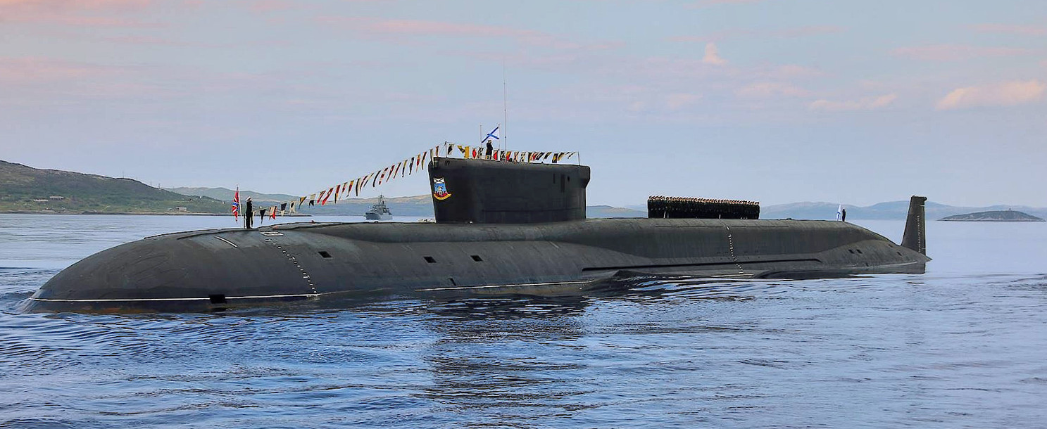 Russian nuclear sub successfully launches ballistic missile in Barents Sea Featured