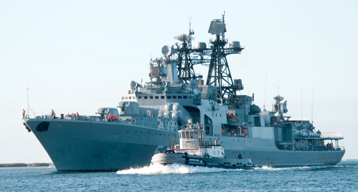Report: Russia initiated 'intense & threatening' encounter with US-flagged merchant ship in the Baltic Sea Featured