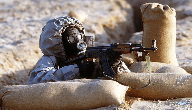 Syrian army accused of using chemical weapons in new chlorine gas attack claim Featured