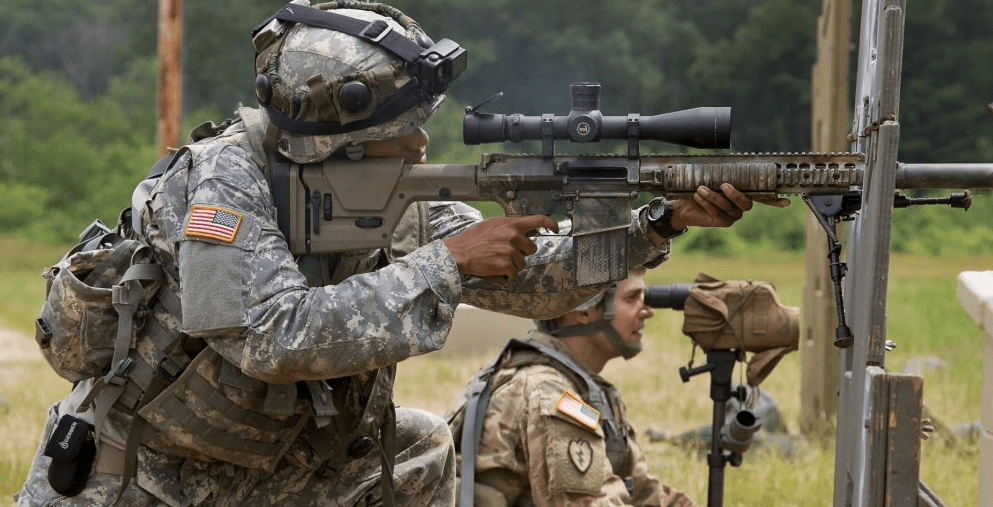 Take a look at how Army snipers zero in on their targets during specialized training Featured