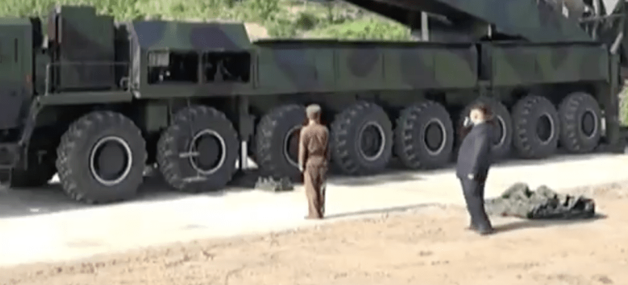 Video appears to show Kim Jong Un casually smoking next to an untested liquid-fueled missile Featured